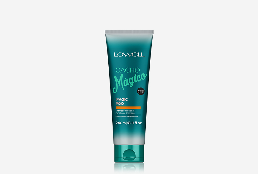 SHAMPOO FUNCIONAL 240ML | HOME CARE